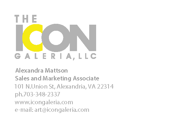 Business Card - Alexandra Mattson