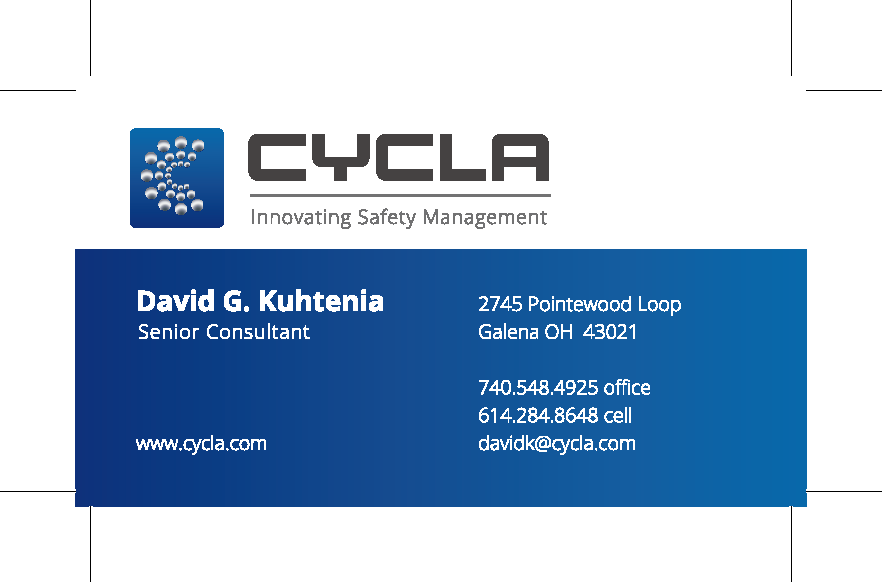 Business Card - David Kuhtenia
