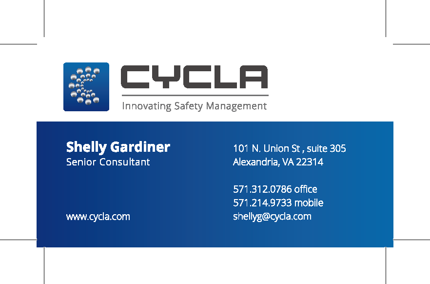 Business Card - Shelly Gardiner