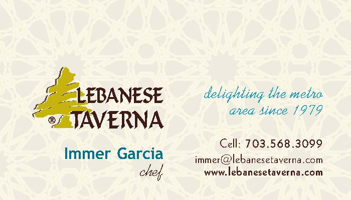 Business Card - Immer Garcia
